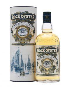 bottiglia laing blended malt rock oyster