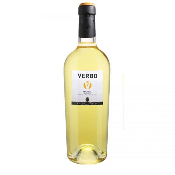 bottiglia verbo bianco