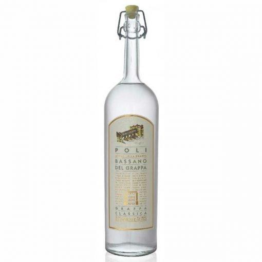 bottiglia bassano classica poli