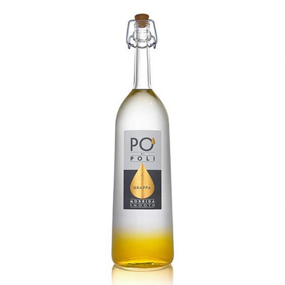 bottiglia grappa poli morbida