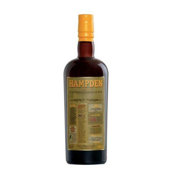 bottiglia hampden jamaica rum