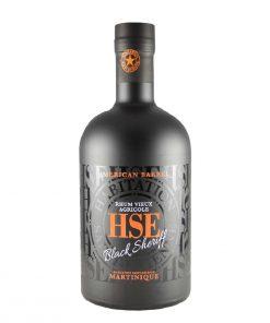 bottiglia black sheriff