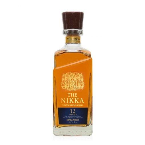 bottiglia nikka premium blended 12 y