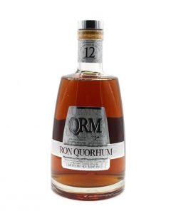 bottiglia rum quorum 12 y
