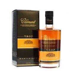 bottiglia rum clement vsop