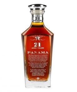 bottiglia rum nation panama 21 y