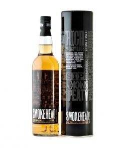 bottiglia ian macleod whisky smokehead