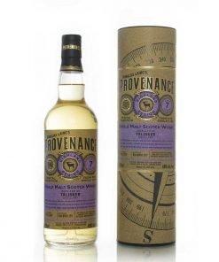 bottiglia talisker provenance whiskey 7 years