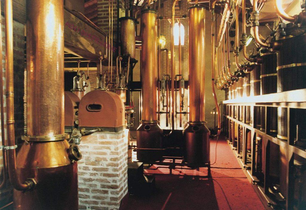 foto distilleria