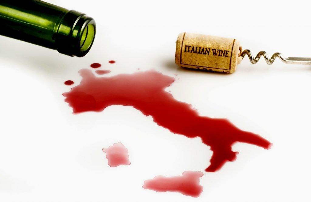 immagine vino italia