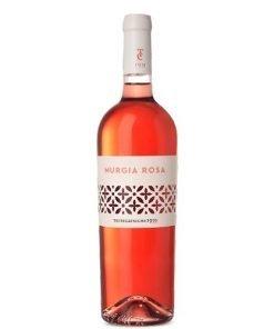 bottiglia murgia rosa