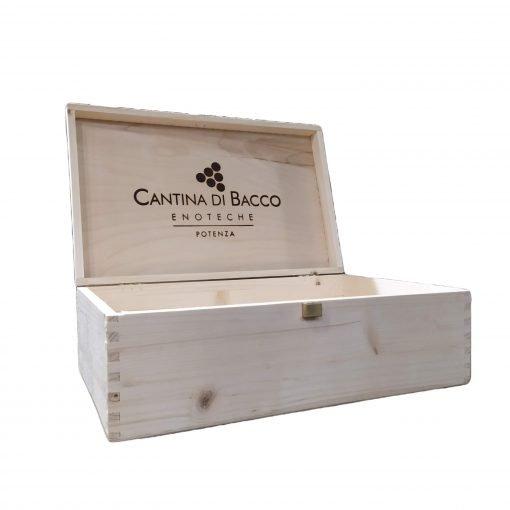 scatola in legno